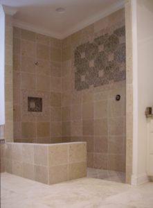 Bathroom Tile Job